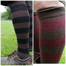 Sock Dreams Dream Stalker Stripes (Mens)
