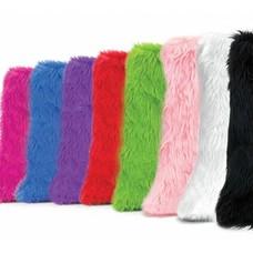 Faux Fur Fluffies
