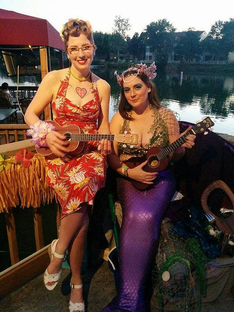 Mauka Kai Tiki Party - A Fundraiser for Idaho Rivers United hosted by Subspace