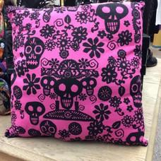 "Pillow - Dia de los Muertos 14"""