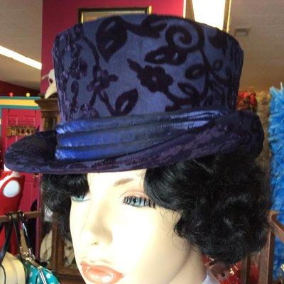 Blue Bayou Top Hat