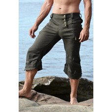 Maha Devi Neptune Pants, Hemp Canvas