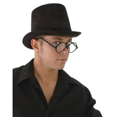 Coachman Hat Black