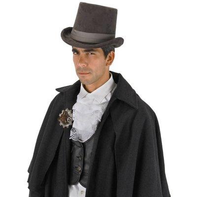 Coachman Hat Gray