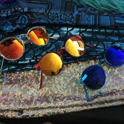 Sloan Mirror Sunglasses
