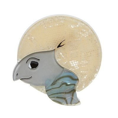 Erstwilder Swimming Solo Brooch