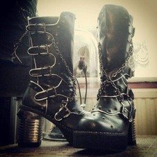 Hades Footwear Motorhead