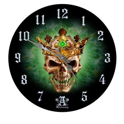 Alchemy England 1977 Prince of Oblivion Clock