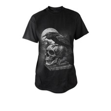 Alchemy England 1977 Poe's Raven T-Shirt