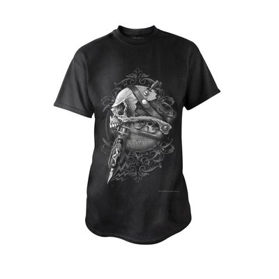 Alchemy England 1977 Scar Bones T-shirt
