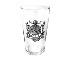 Alchemy England 1977 XXX Black Rose Ale Glass