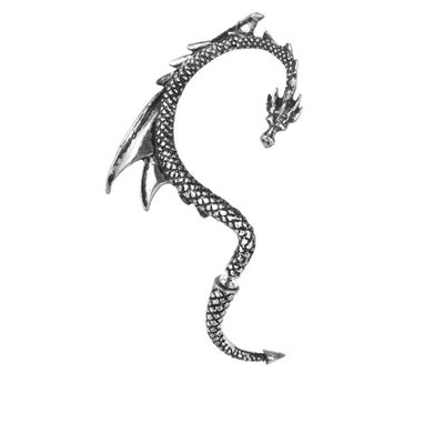 Alchemy England 1977 The Black Dragon's Lure Ear Wrap