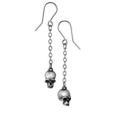 Alchemy England 1977 Deadskulls Earrings