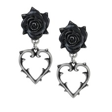 Alchemy England 1977 Wounded Love Earstuds