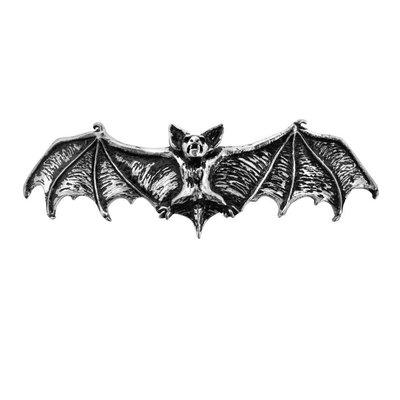 Alchemy England 1977 Darkling Bat Hair Slide