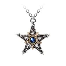 Alchemy England 1977 Medieval Pentangle Pendant