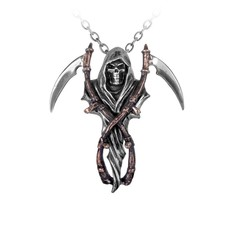 Alchemy England 1977 The Reapers Arms Pendant