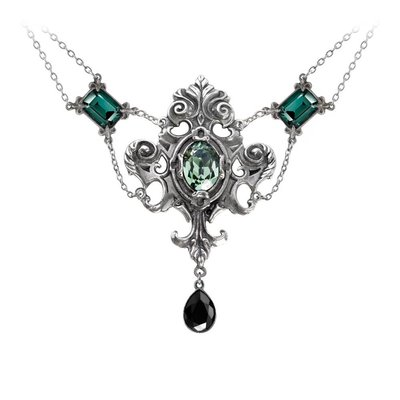 Alchemy England 1977 Queen of the Night Necklace