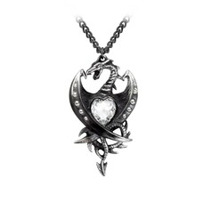 Alchemy England 1977 Diamond Heart Pendant