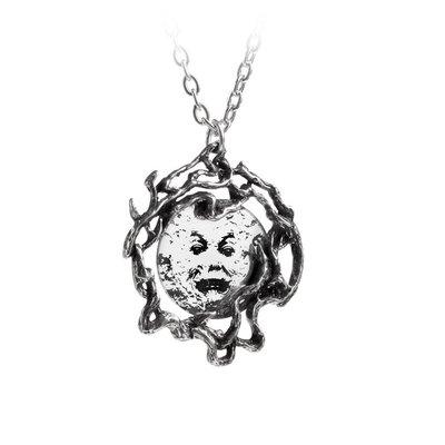 Alchemy England 1977 M'era Luna Melies Moon Pendant