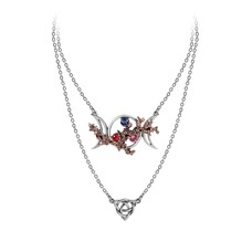 Alchemy England 1977 Wiccan Goddess Of Love Necklace