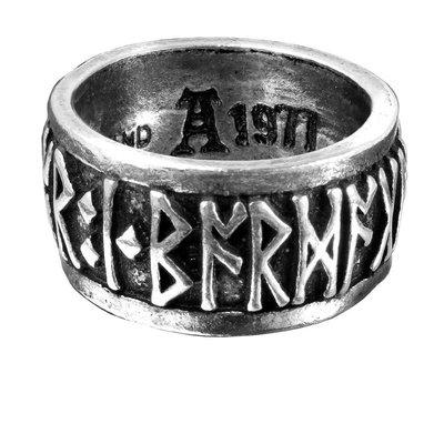 Alchemy England 1977 Runeband Ring