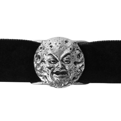 Alchemy England 1977 Man In The Moon Choker