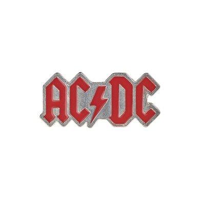 Alchemy England 1977 AC/DC: Enamelled Logo Pin