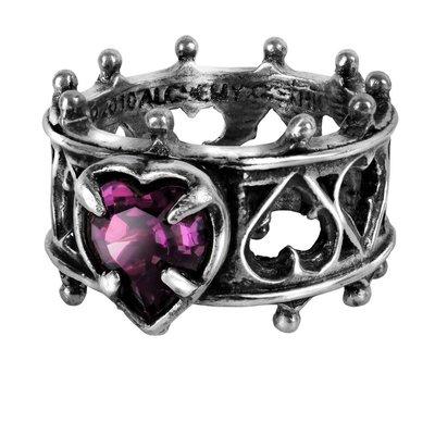 Alchemy England 1977 Elizabethan Ring