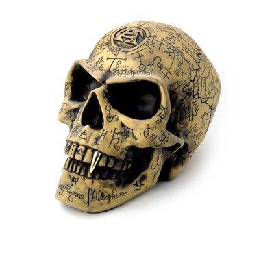 Alchemy England 1977 Omega Skull