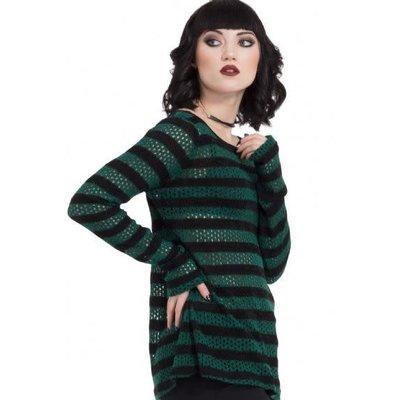 Jawbreaker Forest Stripes Sweater