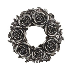 Alchemy England 1977 Black Rose Wreath