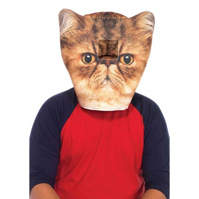 Leg Avenue Foam Angry Cat Mask