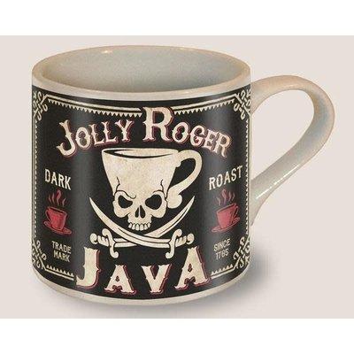 Trixie and Milo Mug - Jolly Roger