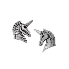 Alchemy England 1977 Unicorn Ear Earrings