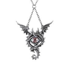 Alchemy England 1977 Eye of the Dragon Necklace