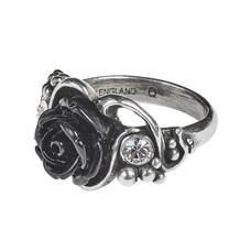 Alchemy England 1977 Bacchanal Rose Ring