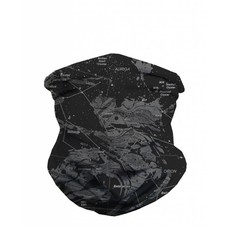 iHeartRaves Seamless Mask Bandana - One Size  Star Map