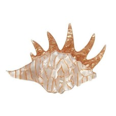 Erstwilder Mobile Home Shell Brooch