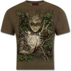 Spiral OAK PRINCESS - T-Shirt Olive