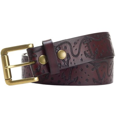 Sourpuss Anchors Belt