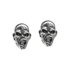 Alchemy England 1977 Iron Maiden: Piece Of Mind Studs