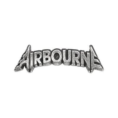 Alchemy England 1977 Airbourne: Logo Pin