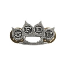 Alchemy England 1977 5 Finger Death Punch: Knuckle Duster Pin