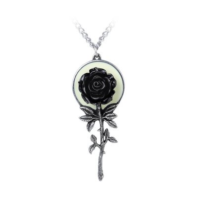 Alchemy England 1977 Luna Rose Pendant