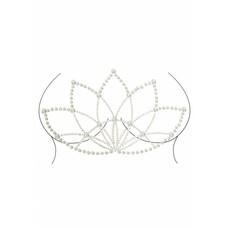 Leg Avenue Lotus Body Jewels Centerpiece