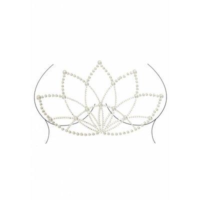 Leg Avenue Lotus Body Jewels Centerpiece