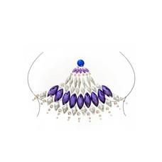 Leg Avenue Lyra Body Jewels Centerpiece