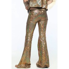 Sea Dragon Studio Mens Holographic Flares - Gold