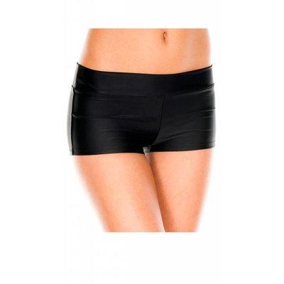 Stretch Jersey Booty Shorts w/ Waistband